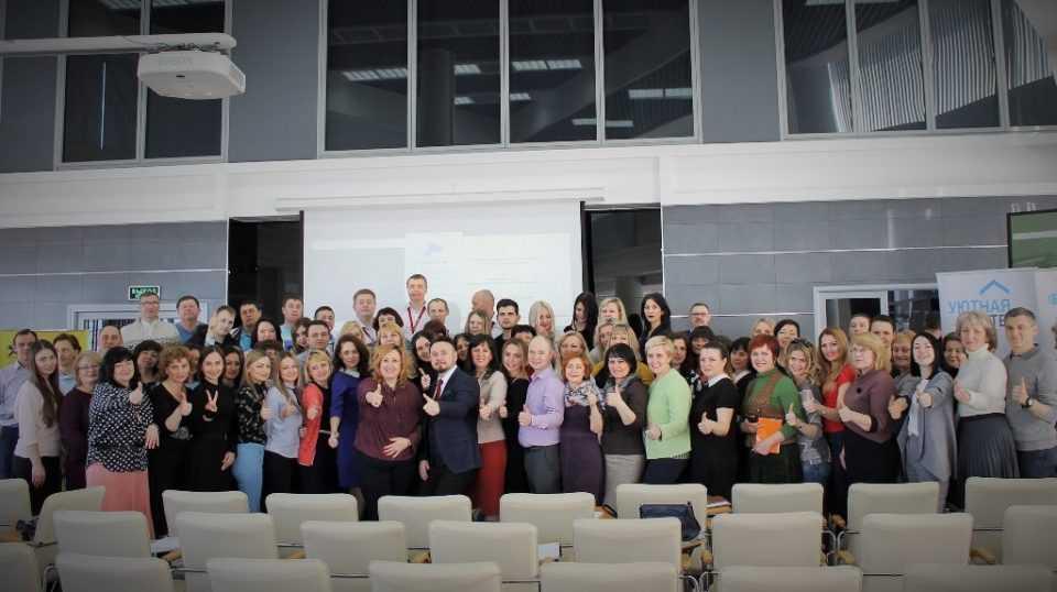 16 апреля «Лига успешных агентов недвижимости» провела видеоконференцию