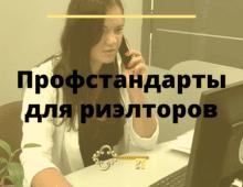 Профессиональный стандарт для риэлторов (видео)