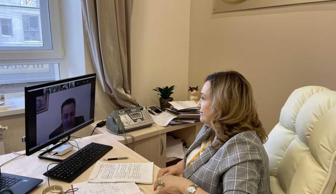 Ольга Миронова выступила на первом ONLINE Жилищном Конгрессе