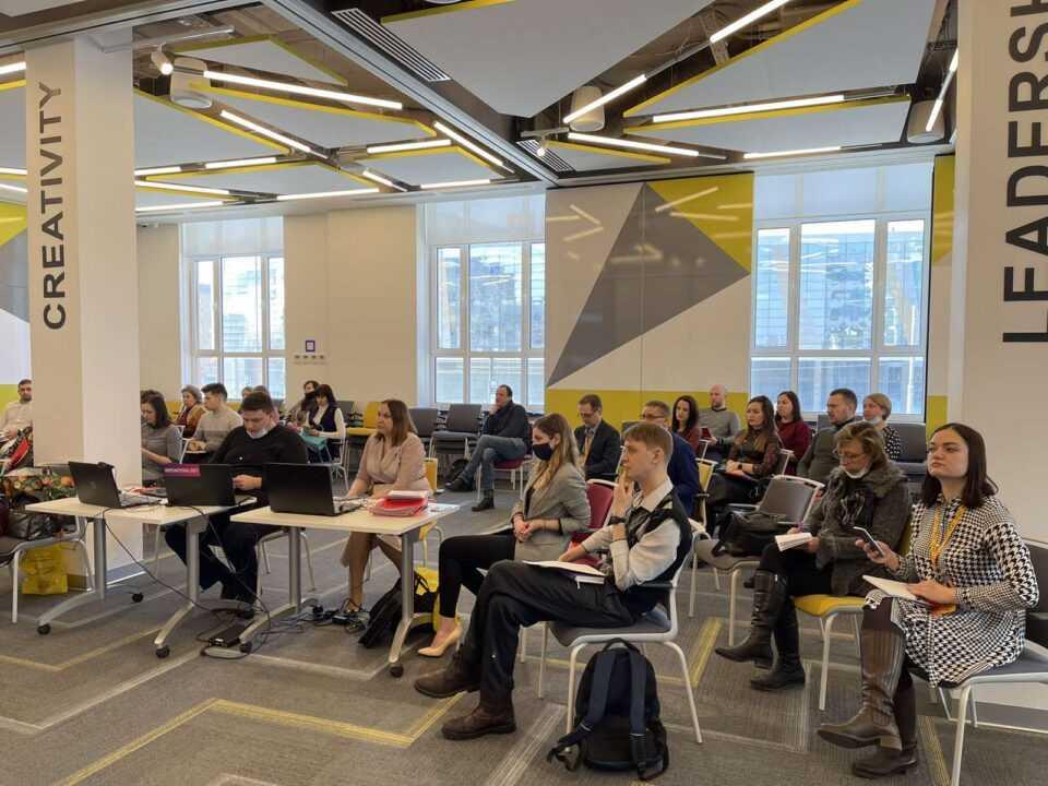 Ассоциация «ЛУАН» провела крупный семинар оффлайн