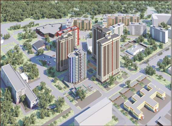 Новый жилой комплекс «Огни Автозавода» будет построен в границах улиц Коломенской и Янки Купалы в Нижнем Новгороде. Цены стартуют от 2 000 000 рублей. При покупке квартиры гарнитур - в подарок!