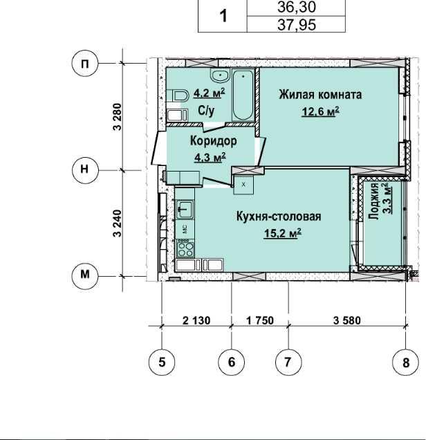 С 13 по 22 этаж. Стоимость 3263700 руб.