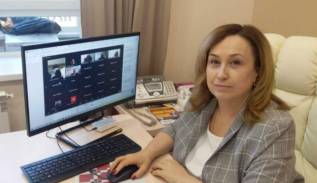 Президент Ассоциации «ЛУАН» Ольга Миронова приняла участие в круглом столе Общероссийского народного фронта