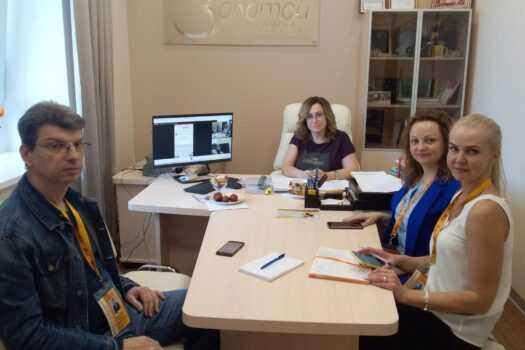 Сотрудники «Золотого ключика» осваивают систему СРМ