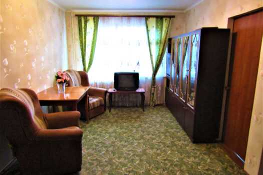 4х-комнатная квартира, ул. Артельная, 10А