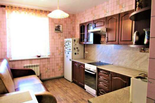 1-комнатная квартира, Нижегородская обл., д. Афонино, ул. Академическая, 6