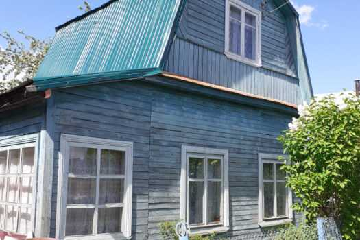 Дачный дом, д. Золотово