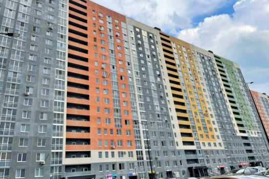 1-комнатная квартира, Нижегородская обл., д. Анкудиновка, ул. Русская, 5