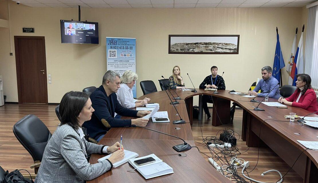 В Торгово-промышленной палате Нижегородской области обсудили вопрос продвижения квалифицированных агентов по недвижимости